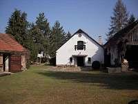 Chalupa k pronajmutí - Obytce Západní Čechy