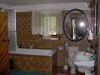 Chalupa - Obytce 59 - koupelna