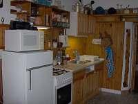 Chalupa - Obytce 59 - kuchyně