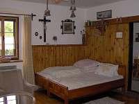 Chalupa - Obytce 59 - pokoj - přízemí