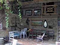 Chalupa - Obytce 59 - venkovní terasa
