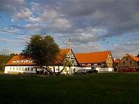 Penzion na horách - dovolená  Michal - koupaliště rekreace Dolní Žandov