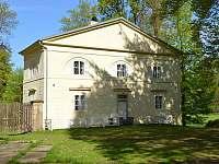 Lázně Kynžvart ubytování 16 lidí  pronajmutí