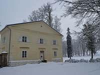 zimní Hájenka