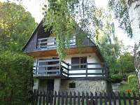 Chata k pronajmutí - okolí Lhoty u Stříbra