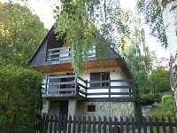 Chata k pronajmutí - okolí Vranova u Stříbra