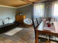 Pokoj 2. - rozkládací gauč, společenská místnost - Děpoltovice