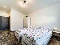 Dvoulůžkový pokoj se sprchovým koutem - apartmán k pronajmutí Drmoul