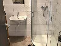 Koupelna - pronájem apartmánu Drmoul