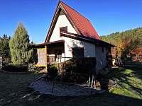 Chata Wáclavka Hůrky u Rokycan