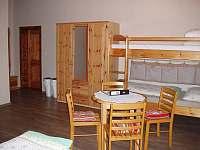 pokoj č. 1 - chata k pronájmu Bečov nad Teplou