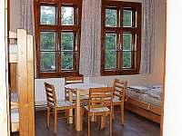 pokoj č. 1 - chata ubytování Bečov nad Teplou