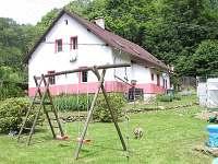 ubytování na Karlovarsku Apartmán na horách - Dolní Hluboká