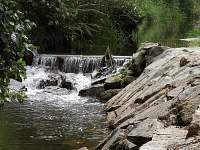 Potok u zahrady - Salajna