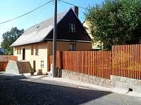 Levné ubytování v Západních Čechách Chalupa k pronajmutí - Manětín