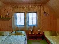 Třílůžkový pokoj - Horní Blatná