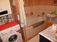 Koupelna, Apartmán 2 - Krásno