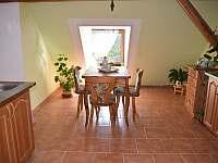 Kuchyně, Apartmán 3 - ubytování Krásno
