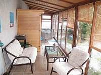 Zimní zahrada se saunou a vířivkou, Apartmán 1,2,3 - Krásno