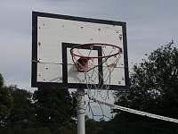 Košík na basketbal