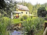 Chaty a chalupy Michal - koupaliště na chatě k pronájmu - Oloví
