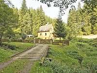 Chata Oloví - ubytování Oloví