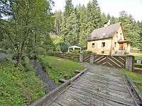 Ubytování v chatě Oloví - k pronajmutí