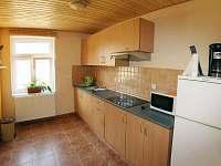 Dům č. 1 - kuchyně