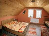 Dům č. 1 - velká ložnice