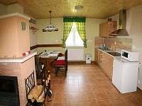 Dům č. 2 - kuchyně