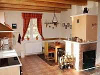 Dům č. 3 - kuchyně