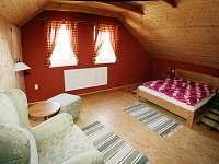 Dům č. 3 - velká ložnice
