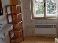 koupelna - chalupa k pronajmutí Chrást u Plzně