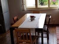 Kuchyně - pronájem chalupy Chrást u Plzně