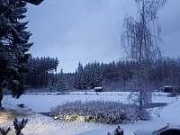 Srub u rybníka - srub - 38 Velká Hleďsebe