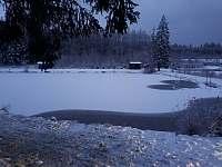 Srub u rybníka - srub - 39 Velká Hleďsebe