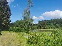 Srub u rybníka - srub ubytování Velká Hleďsebe - 5