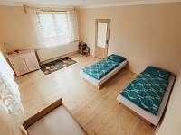 ložnice II - apartmán k pronájmu Kašperské Hory