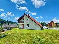 Levné ubytování Koupaliště Hartmanice Apartmán na horách - Kašperské Hory