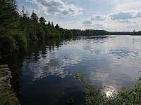 molo u přehrady