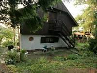 ubytování Hracholusky na chatě