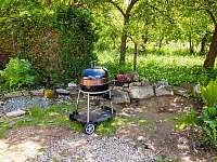 Grill - chata k pronájmu Tlumačov
