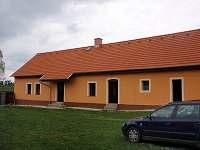 ubytování na Plzeňsku Chalupa k pronájmu - Robčice