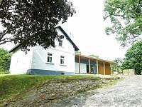 Chalupa ubytování v obci Okrouhlé Hradiště