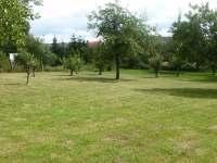 Zahrada chalupy - Krsy