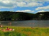 Hráz Hracholuské přehrady