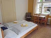 Pokoj č. 2 - apartmán k pronajmutí Bečov nad Teplou