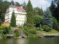 Vila na horách - okolí Mlýnečku