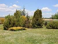 zahrada - Ptenín - Újezdec
