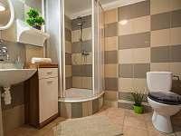 Apartmán 4 - koupelna - Přetín